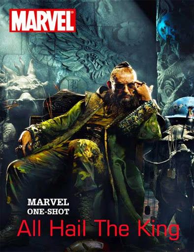 Marvel One-Shot: All Hail the King (2014)  [DVD-Rip]