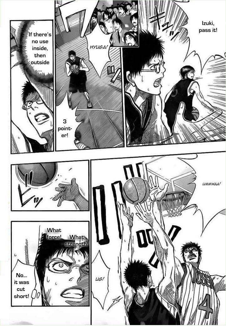 Kuroko no Basket Manga Chapter 147 - Image 08