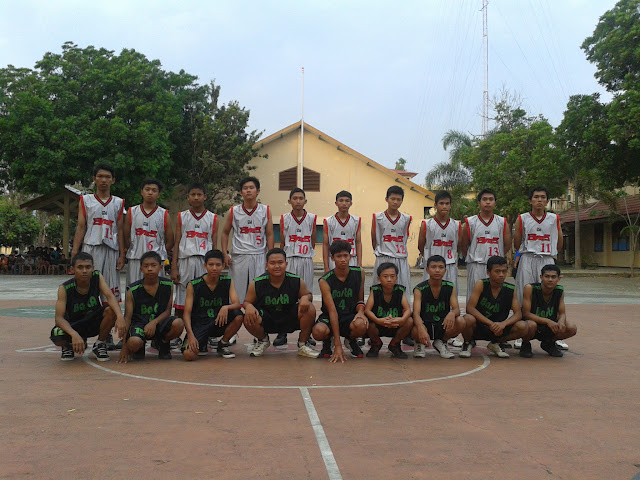 Basket Porkab Gunungkidul 2012 Basta vs Nglipar