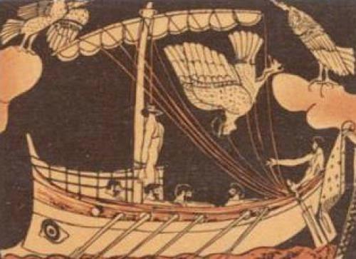The Sirens Mythology