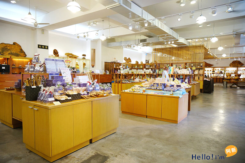 希諾奇檜木博物館
