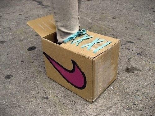 Nike Shoe DIY