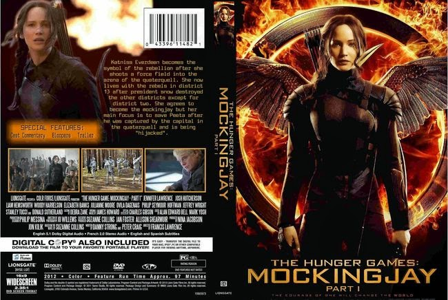 The Hunger Games: Mockingjay – Part I – Latino