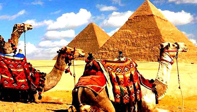 Египет во всем своем великолепии