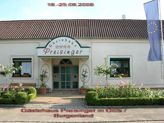 Gästehaus Preisinger, Untere Quer Alley 27, 7122 Gols, Austria
