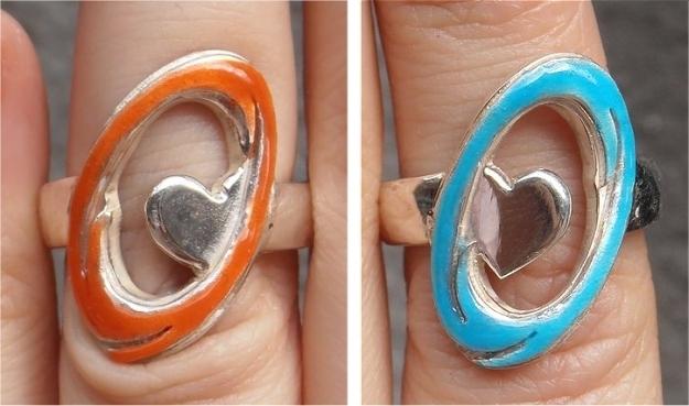 Необычные обручальные кольца. 29 фото