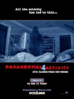 Paranormal Activity 4 Online Castellano