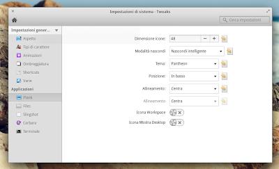 Elementary Tweaks in elementary OS 0.2