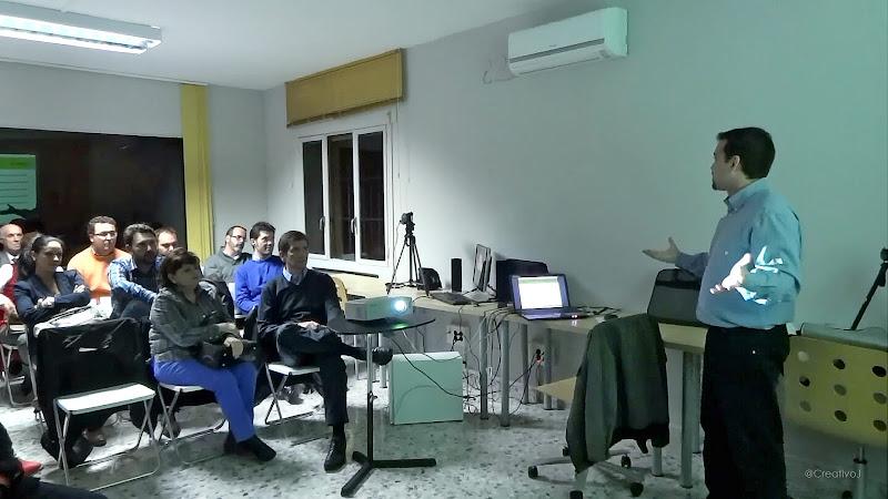 Rafael Jiménez, Linkedin, Córdoba, coSfera, networking