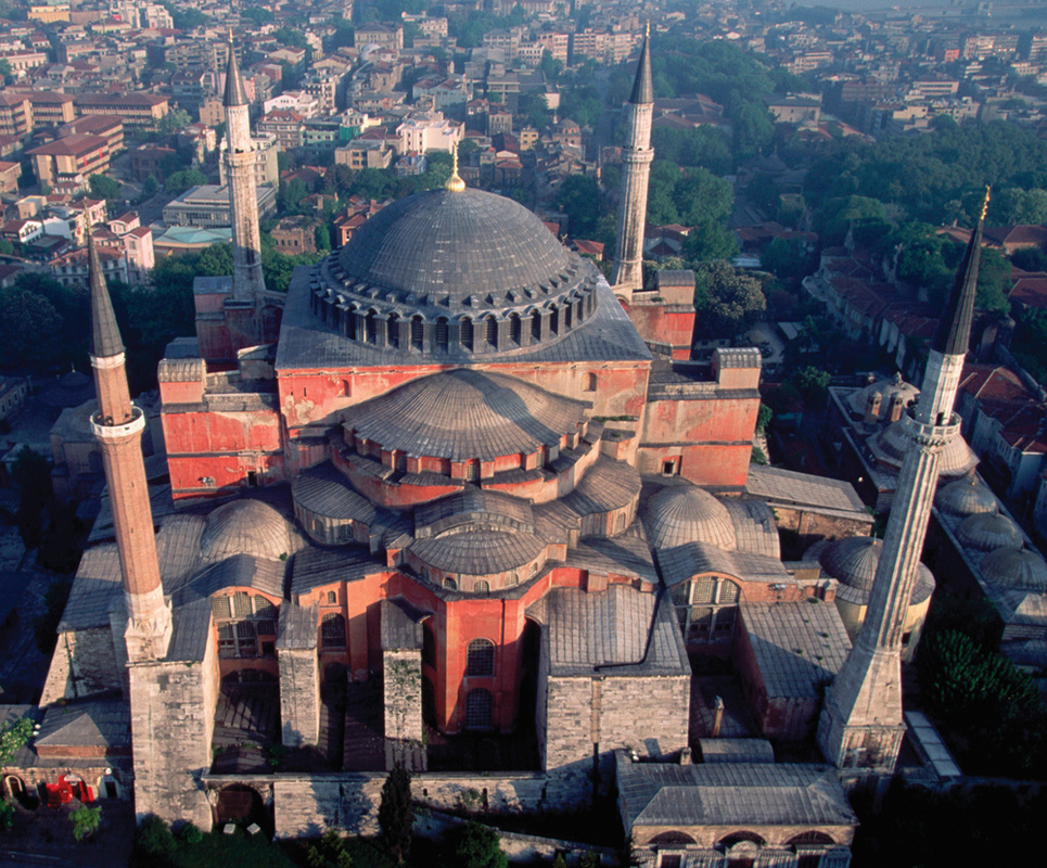 Near East: Turkish court declares Hagia Sophia a 'monument museum'
