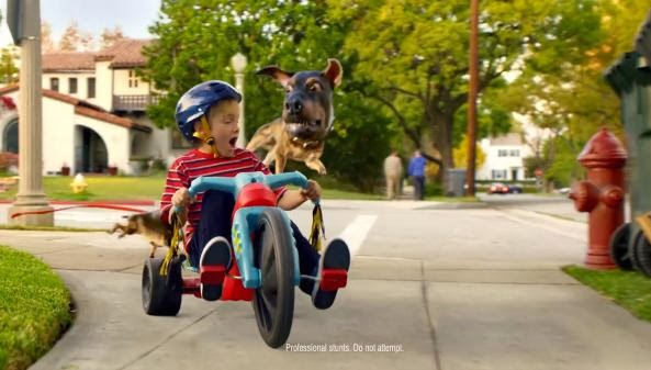 """Doberhuahua"" The Audi A3 2014 Super Bowl XLVIII Commercial"