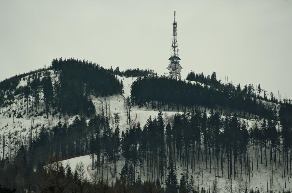Skrzyczne i stoki narciarskie