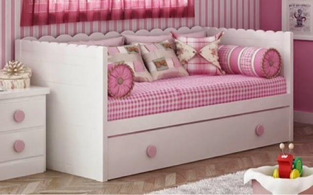 Tipos de camas para dormitorios juveniles for Sofa cama para habitacion juvenil