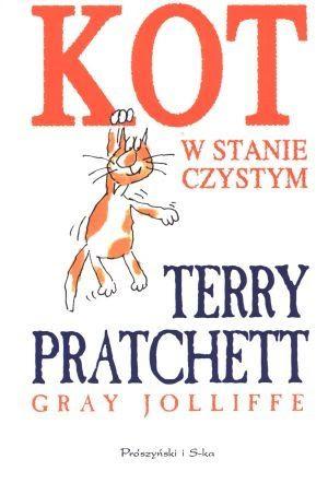 Kot w stanie czystym - polska okładka