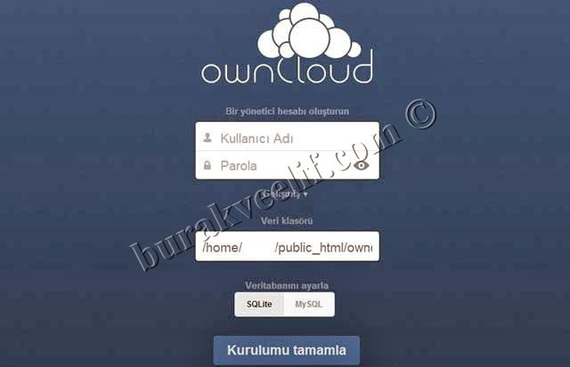 owncloud setup-4