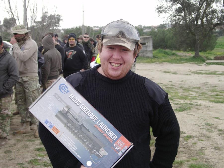 """Fotos de la partida """"Tercer aniversario, Operación FrankWofl""""10-02-13. PICT0269"""