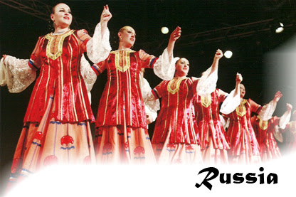 Russia - Municipal Don Cossacks Song And Dance Ensemble