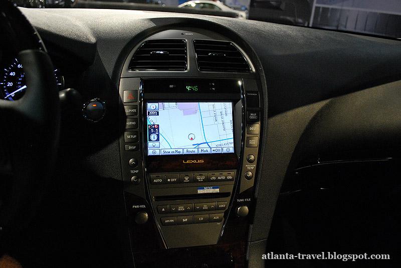 лексус ес 350 2011