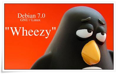Debian 7.0 Wheezy - Xfce?