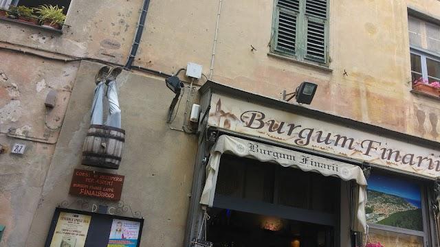 Burgum Finarii Caffè