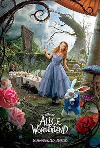 Alice Ở Xứ Sở Thần Tiên 2010 - Alice In Wonderland 2010 poster