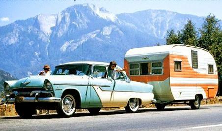 Stationner avec un camping-car, pensez aux aires de stationnement