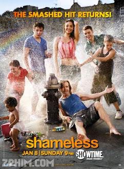 Không Biết Xấu Hổ 2 - Shameless Season 2 (2012) Poster