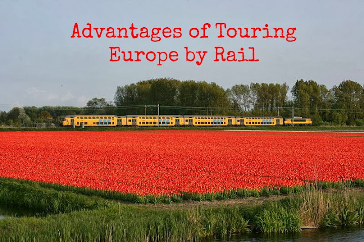 Advantages of Touring Europe by Rail