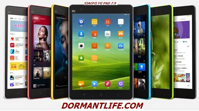 Xiaomi Mi Pad 7.9: Tablet Specifications And Price