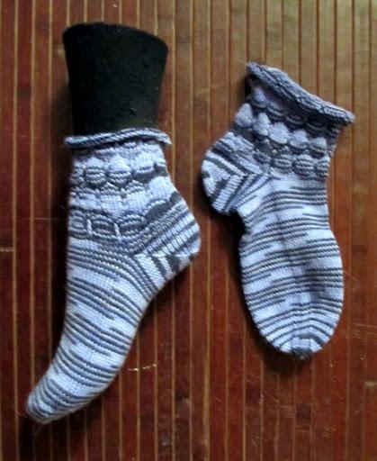 Wollmoni´s Socken