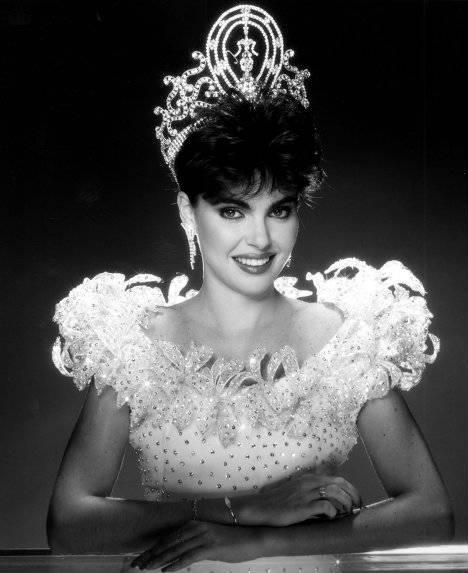 1986 — Барбара Паласиос Tейде (Венесуэла)