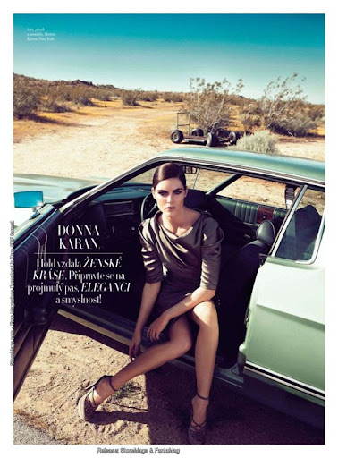 Harper's Bazaar Ceska republica - september 2011