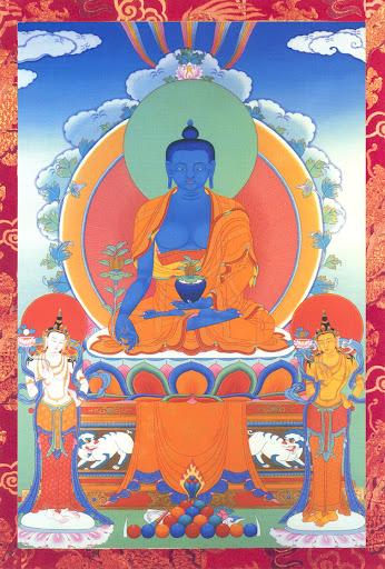 Bhaisajraguru Buddha