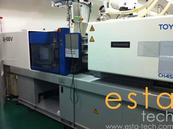 Toyo Si100V-CH450C (2011) Electric Injection Moulding Machine