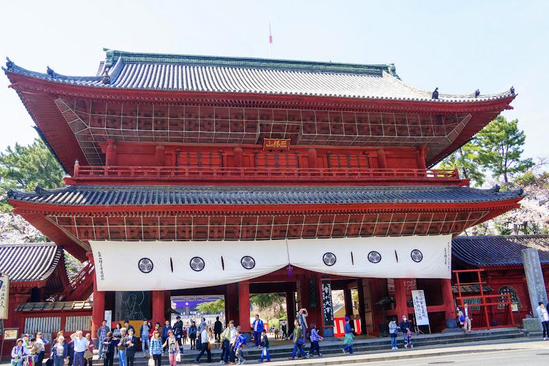増上寺 写真 1