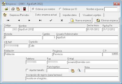 Realizar las configuraciones e instalaciones adicionales si la aplicación las requiere