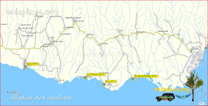 Soro - Playas desde Irapa hasta Punta de Piedras