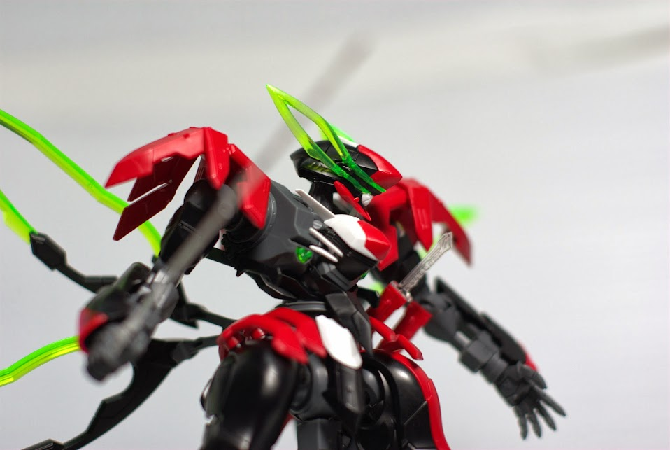 Valvrave I RM-011 火人 素組