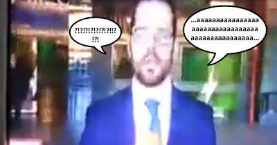 Tesourinho Deprimente: Jornalista da CMTV bloqueia em directo durante eleições do Sporting