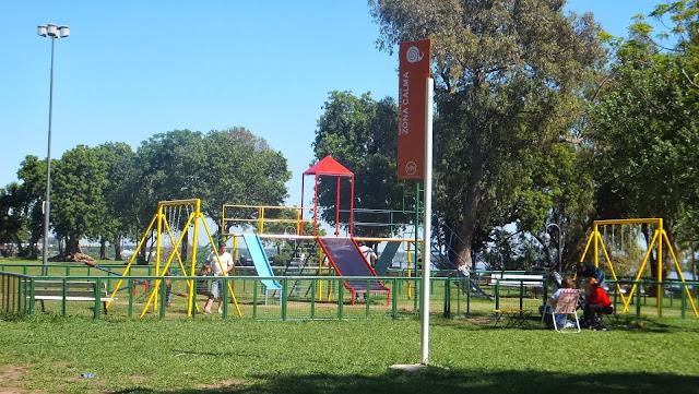 Parque Sunchales, Rosario, Argentina, Elisa N, Blog de Viajes, Lifestyle, Travel