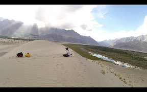 Katpana Desert, Skardu Karakoram Pakistan!