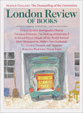 Cover image of the London Review of Books Volume 33 Issue 16