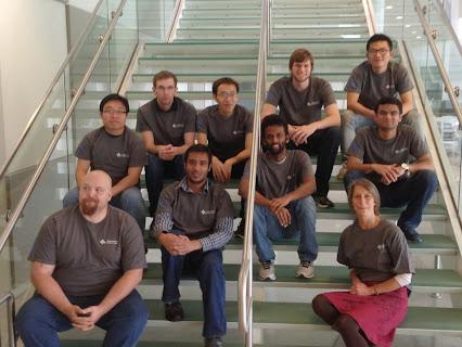 The Hackathon Team
