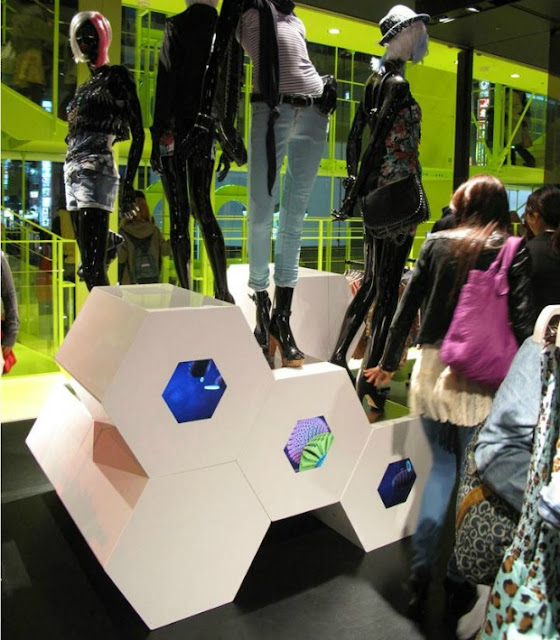 Shibuya Shop Installation by CocoBongo 4