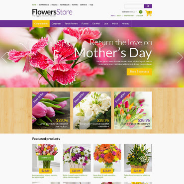 All Occasion Flowers ZenCart #50876