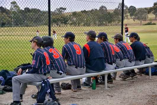 Melbourne Baseball Club - MCC Baseball Section