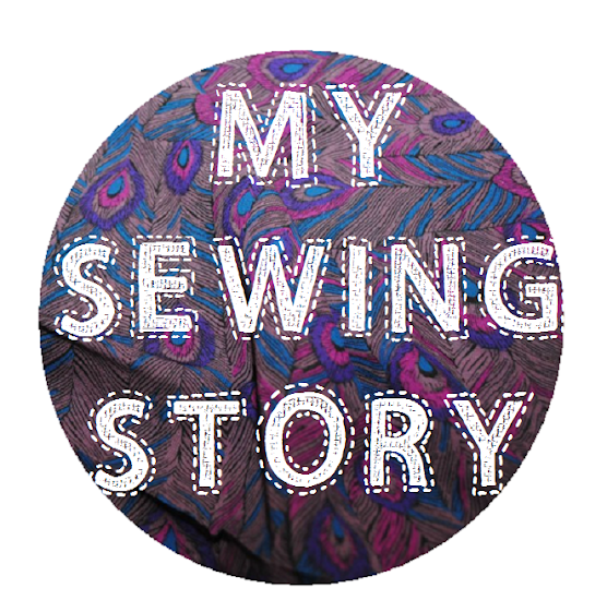 My Sewing Story - Disaster In A Dress