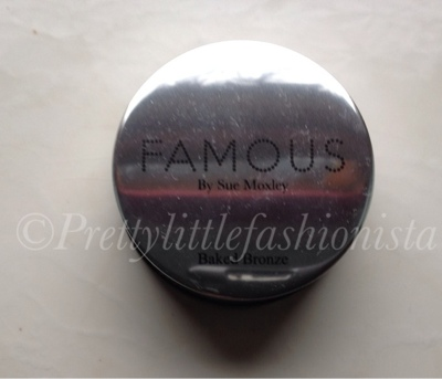 Famous cosmetics Baked bronzer