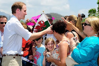 Prince William Wedding News: Prince William shares his pain with flood victims.