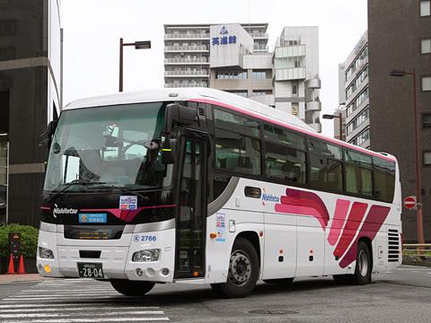 西日本鉄道「ひのくに号」 2766